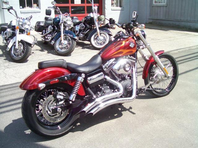 34 Motor Co LLC | Harley Davidson - 2012 - WIDE GLIDE